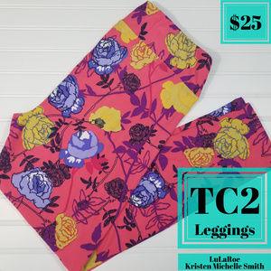 LuLaRoe Leggings TC2